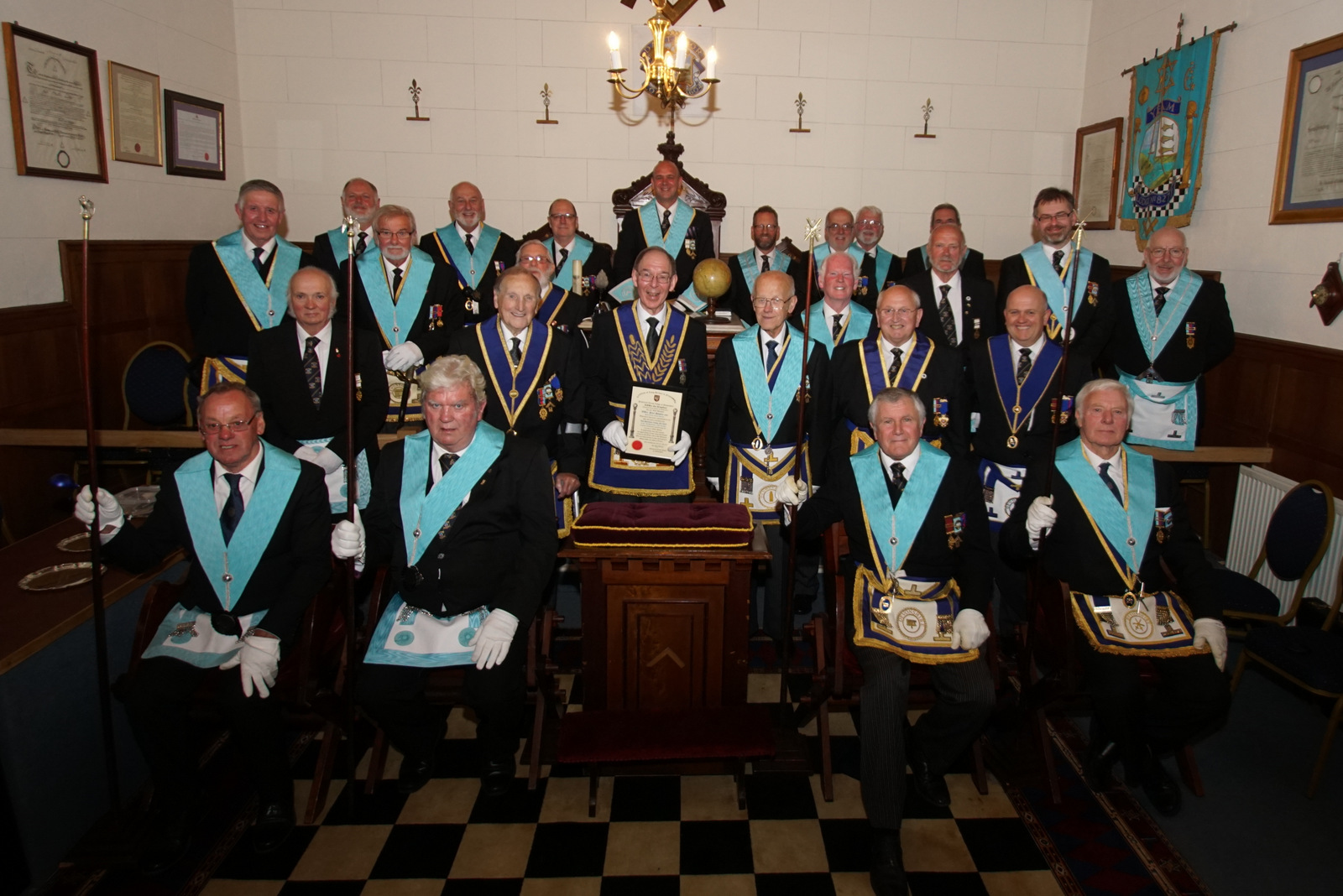 Dartmoor Lodge 4604 : News